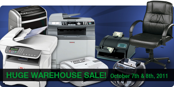 Huge Warehouse Sale