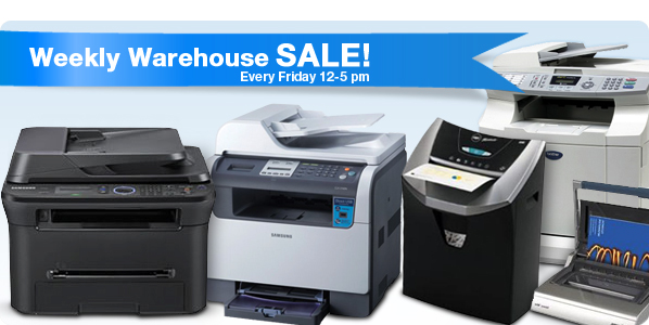 Weekly Warehouse SALE - Acedepot