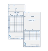 Acroprint Weekly Time Cards 250 Pack