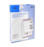 S.P. Richards Company Copy Paper, 92 GE/112 ISO, 20 lbs., 8-1/2 x 14 Inches