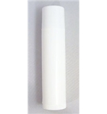 10 White 0.15 oz. Lip Balm Empty Containers