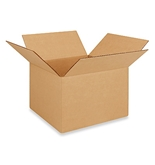 "10"" x 10"" x 7"" Corrugated Boxes (Bundle of 25)"