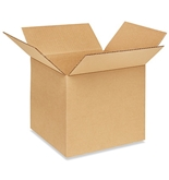"10"" x 10"" x 9"" Corrugated Boxes (Bundle of 25)"