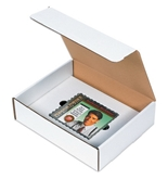 11 1/8- x 8 3/4- x 3- CD Literature Mailer Kits (50 Each Per Bundle)