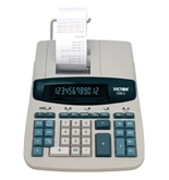 Victor 1260-3 12 Digit Heavy Duty Commercial Printing Calculator