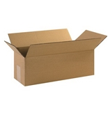 17- x 6- x 6- Long Corrugated Boxes (Bundle of 25)