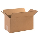 17- x 9- x 9- Long Corrugated Boxes (Bundle of 25)
