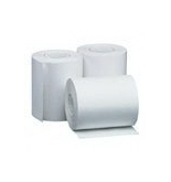 2 1/4- x 85- Thermal Paper (25 Rolls), Works for Printer 350, Royal Alpha 583cx, Royal Alpha 600sc, Royal Alpha 9155sc