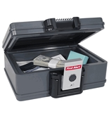 First Alert 2011F Fire Chest, 0.17 Cubic Foot