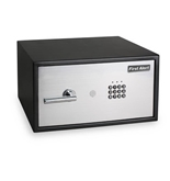 First Alert 2064F Digital Anti-Theft Laptop Safe, 1.24 Cubic Feet