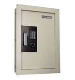 First Alert 2070AF Expandable Anti-Theft Wall Safe with Digital Lock, 0.33-0.85 Cubic Foot