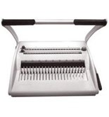 DocuGem 3:1 Wire and Plastic Comb Binding Machine