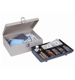 MMF Cash Box With Locking Latch