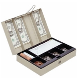 MMF Cash Box With Combination Lock