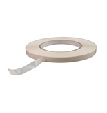 3/8- White UPVC Produce Tape 1 Roll per Bag