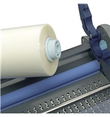 "GBC EZLoad Roll Laminating Film, 12""x100', 5 mil"