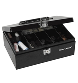 First Alert 3020F Steel Cash Box
