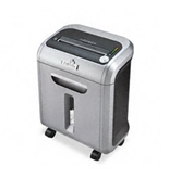 Fellowes Intellishred SB-89CI Confetti-Cut Paper Shredder