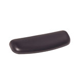 3M Gel Wrist Rest, Black Leatherette, 6.9 Inch Length, Antimicrobial Product Protection (WR305LE)