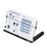 3M In-Line Freestanding Copyholder - Black / Clear