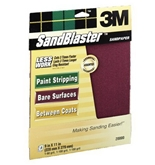 3M SandBlaster Sandpaper Assortment Value Pack