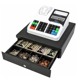 Royal 410dx DUAL DISPLAY 2000plu Small Business Cash Register NEW