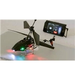 Griffin HELO TC App-Controlled Helicopter w/ Twin Rotors Ios Android devices