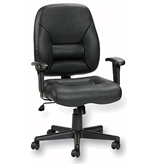 4X4 LE LM59802 LEATHER MANAGEMENT CHAIR