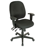 4X4 SL FM498SL FABRIC MANAGEMENT CHAIR