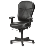 4X4 XLE LM5080 LEATHER MANAGEMENT CHAIR