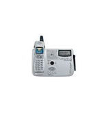 5.8GHz Expandable Cordless Answering System with Caller ID (Silver)