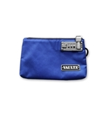 5x8 Locking Zipper Pouch - Blue - Vaultz - VZ00473