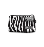 5x8 Locking Zipper Pouch - Zebra - Vaultz - VZ00474