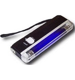 6 Inch Portable Handheld Blacklight Flashlight