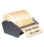 6 Pack Manual Sticky Note Dispenser, 3 x 3, Dark Blue by ZIP (Catalog Category: Paper, Pens & Desk Supplies / Desk Accessories)
