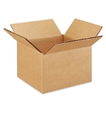 "6"" x 5"" x 4"" Corrugated Boxes (Bundle of 25)"