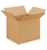 "6"" x 5"" x 5"" Corrugated Boxes (Bundle of 25)"