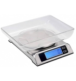 WeighMax 6817 Stainless Steel Housing Kitchen Scale