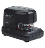 690e High-Volume Electric Stapler, 30 Sheet Capacity, Black