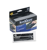 Read Right : KeyKleen Keyboard Cleaner Swabs, 24/box -:- Sold as 2 Packs of - 24 - / - Total of 48 Each