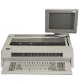 IBM Wheelwriter 7000 Typewriter