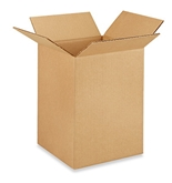 "8"" x 8"" x 12"" Corrugated Boxes (Bundle of 25)"