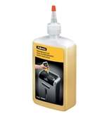 Powershred Lubricant Bottled Oil For All Cross Cut Papershredder