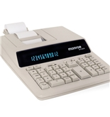MONROE 6120X BUSINESS MEDIUM DUTY CALCULATOR Ivory