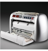 AccuBanker AB300MGUV: Portable Banknote Counter + Counterfeit Detection