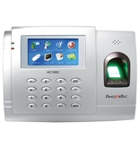 Fingertec AC100C Time Attendance System with 3ft Ethernet Cable