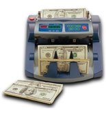 AccuBanker AB1100MGUV Commercial Digital Bill Counter + MG and UV Detection
