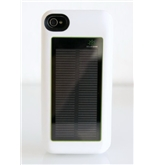 Acedepot Brand Iphone 5 Solar Iphone Charger (Charges Via Indoor and Outdoor Light)