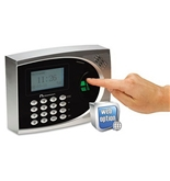 ACP010250000 - timeQplus Proximity Biometric and Attendance System