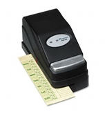 Acroprint : PD100 Electric Payroll Recorder, Black/Silver - Sold as 2 Packs